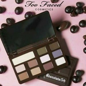 🍫Too Faced Matte Chocolate Chip mini Palette